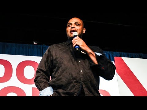 Charles Barkley NAILS Why Black Voter Turnout Is So Important