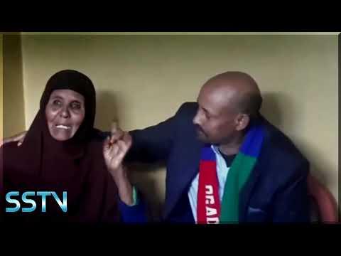 Cadaani Hiirmooge oo Addis Ababa Kula Kulmay Hooyooyinka Somali State thumbnail