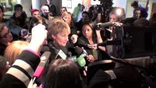 Mayor Rob Ford Sexual Comment statement with Media Scrums Nov 14 2013