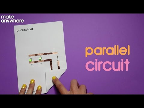 How To Make A Parallel Paper Circuit