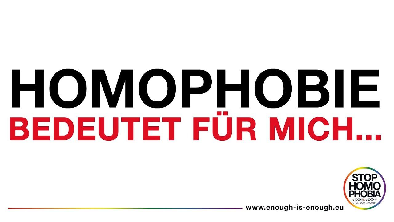 Homophoben