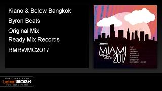 Kiano & Below Bangkok - Byron Beats (Original Mix) - ReadyMixRecords [Official Clip]