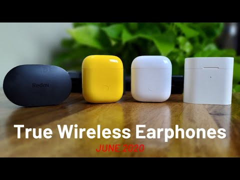 Best Tws Earbuds In India Under 5000 True Wireless Earphones Youtube