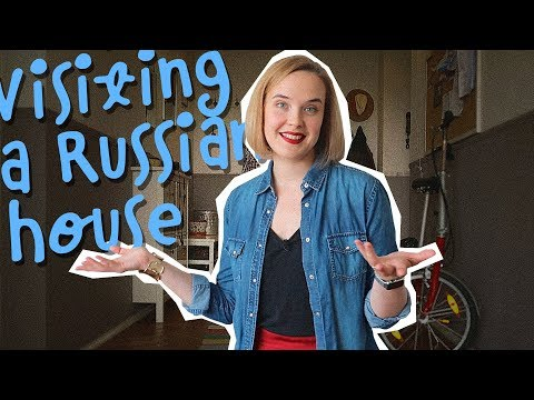 Russia Explained - What's it like to be invited to a Russian home? (Ultimate guide)
