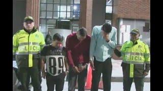 Armados hasta con machete, así robaban supermercados en Bogotá
