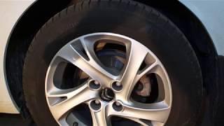 Почему гудят  шины