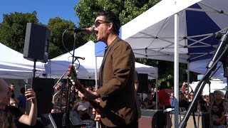 The Coverups (Green Day) - Drain You (Nirvana cover) - 40th Street Block Party, Oakland
