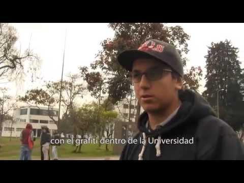 ¿Te gustaría un campus sin graffitis? - Universidad Nacional de Colombia - Unal
