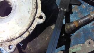 №6 насос водяной БЦНМ 3,5/17 (часть 2)  ремонт выбор эксплуатация бытовой