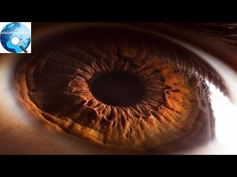 Quên mắt xanh, mắt đen đi! Đây mới là màu mắt thực sự của bạn