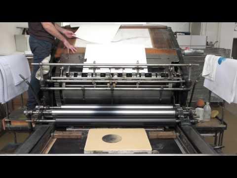 Novum Lithography Making-Of