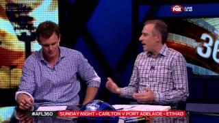2014.03.13 - AFL 360 - Cameron Mooney, Barry Hall, Guy Mckenna, Sandy Roberts