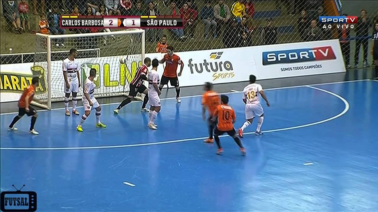 videos de jogadas ensaiadas de futsal