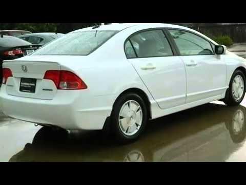 2008 Honda Civic Hybrid Corpus Christi TX 78415