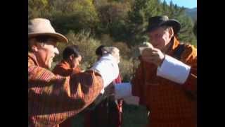 Journey with Robert Thurman in Bhutan FILM TRAILER