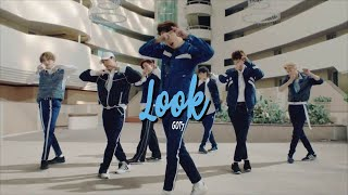 [BASS BOOSTED+EMPTY ARENA] GOT7(갓세븐) - LOOK |kpoptifyy