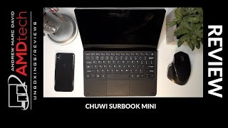 Chuwi SurBook Mini Review:  Is this What the Surface 3 Should Have Been?