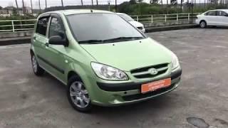 Видеопрезентация автомобиля Hyundai Getz