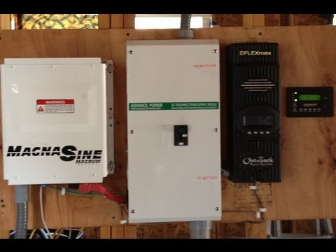 Solar Off Grid System Components Explained In Depth