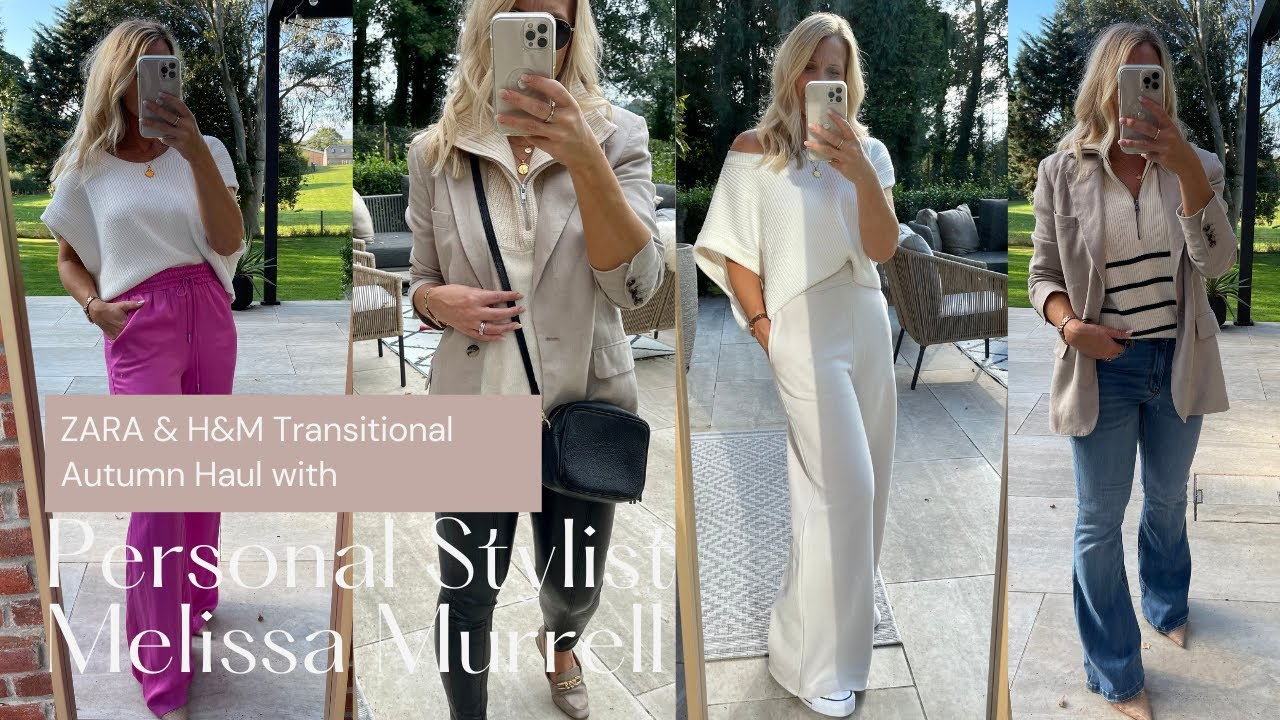 Zara and H&M Summer to Autumn Transitional Tips/Haul, Oct 21
