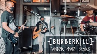 BURGERKILL - UNDER THE SCARS (rehearsal session)