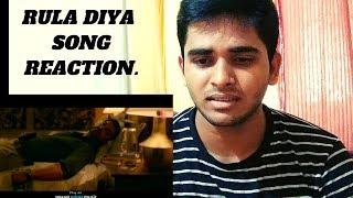 Rula Diya Song Reaction John Abraham Mrunal Thakur Tseries