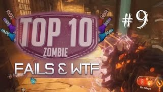 TOP 10 ZOMBIES FAILS/WTF #9