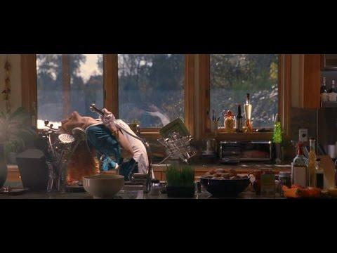 Bandits 2001  Kitchen   Cate Blanchett & Billy Bob Thornton