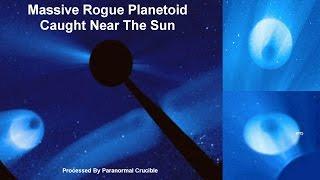 جسم كروي فضائي يسرق طاقة الشمس.. فيديو