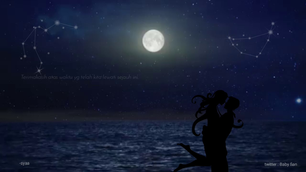 AMIN PALING SERIUS (video puisi dan pesan romantis)
