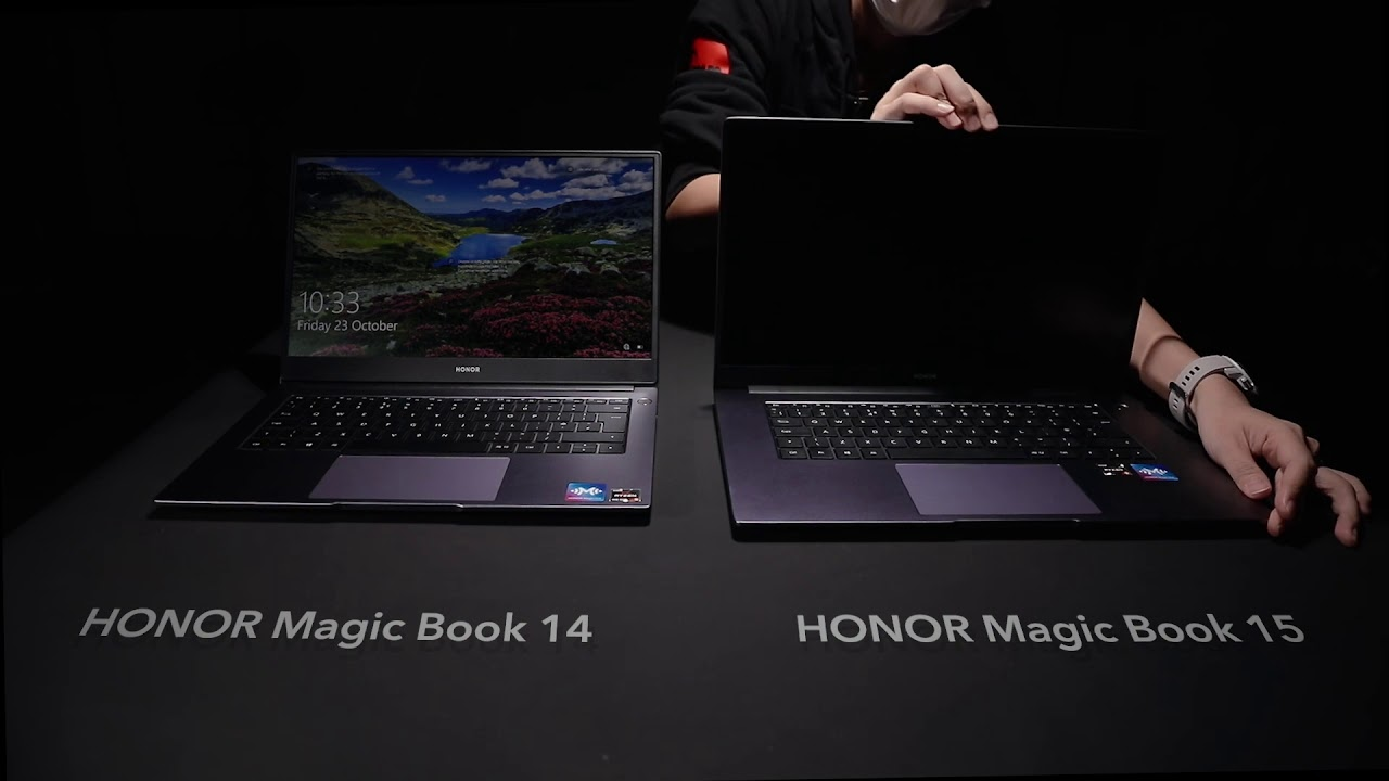 Light and shadows with the aluminum chassis| HONOR