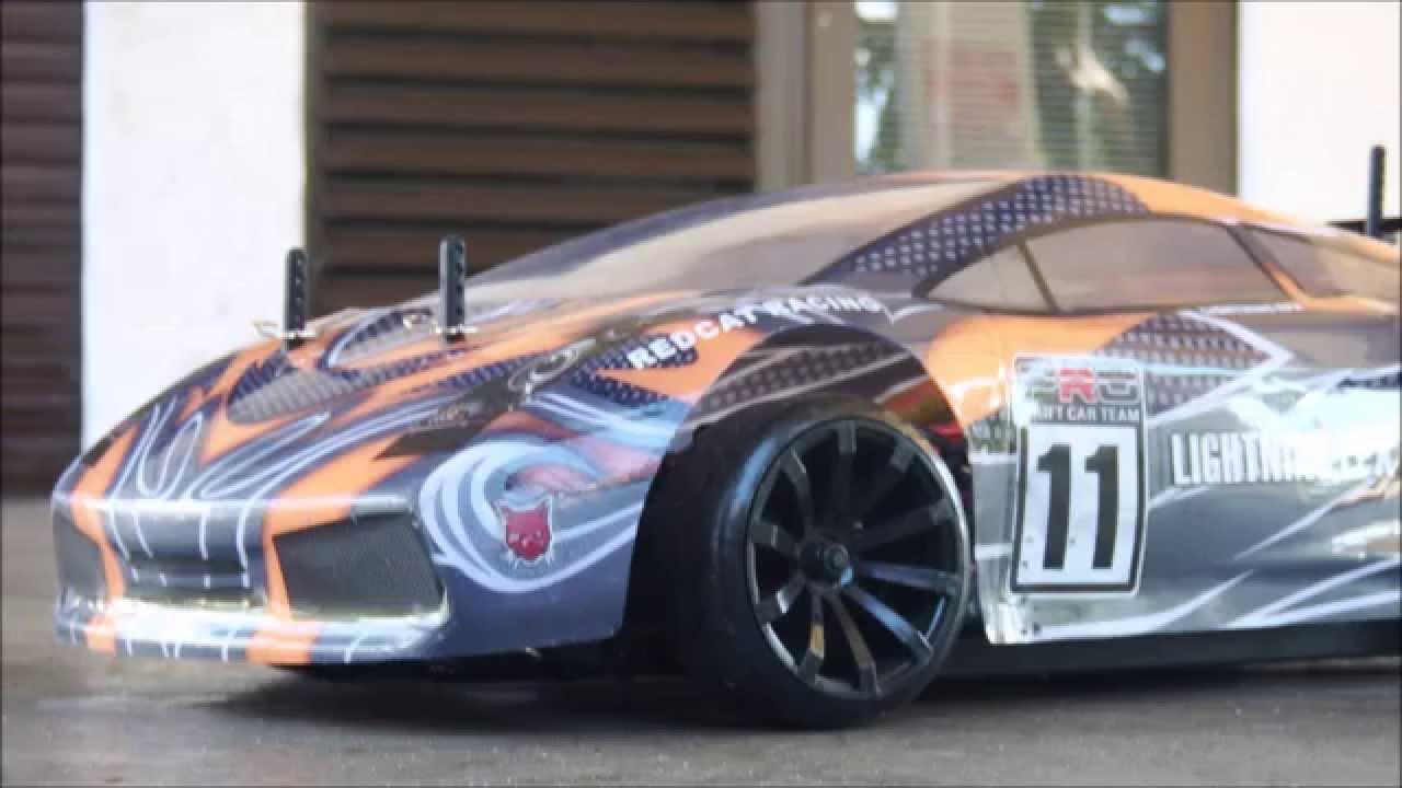 Rc Drift Car Learning To Drift Redcat Lightning Epx Drift