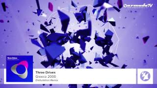 Three Drives - Greece 2000 (Disfunktion Remix)