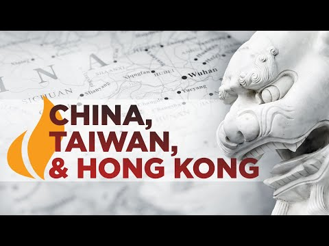 Professor Explains History of China, Taiwan, and Hong Kong | The Great Courses Plus