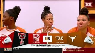 Texas Tech vs Texas Women