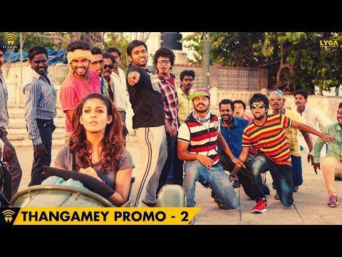 Naanum Rowdy Dhaan - Thangamey Making...