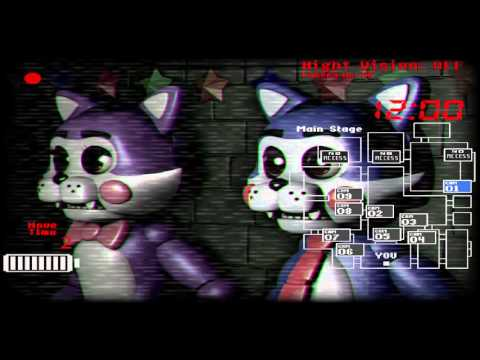 Five Nights at Candy's SIMULATOR ep 1