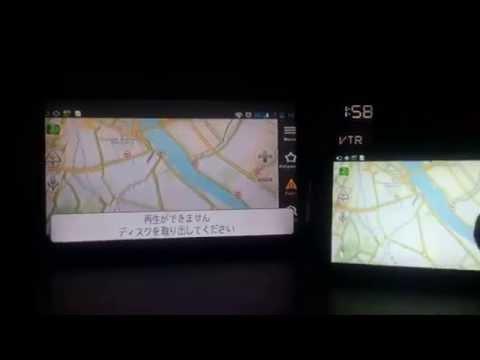 Honda Elysion (2004-2008)-установка блока передачи картинки со смартфона на монитор автомобиля.