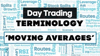 Moving Averages Definition : Trading Terminology