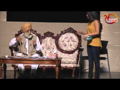 SANTAAP - A PUNJABI PLAY by Bhaji Gursharan Singh