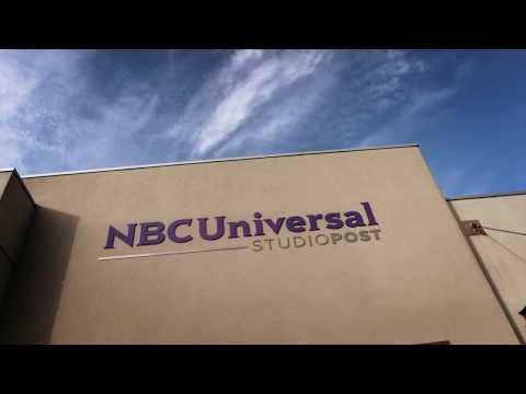 NBC Universal Studios Lot - Studio Post - Production Services