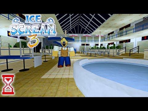Обновление! Мороженщик полностью проходится | Roblox Ice Scream 3