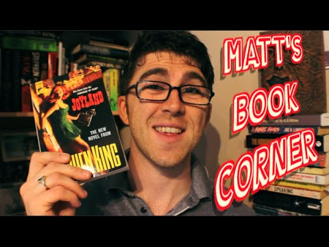 Matt's Book Corner | JOYLAND by Stephen King