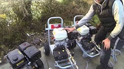 Comparison of Pressure washer Pump types - Direct Drive , reduction gearbox & Belt drive