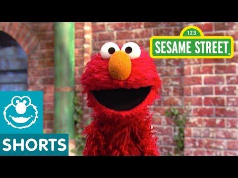 Sesame Street: Join Elmo's #ShareTheLaughter Challenge!