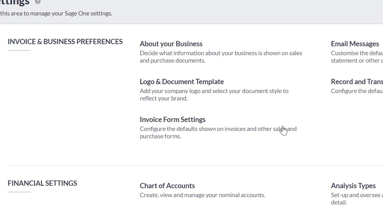 Sage Business Cloud Accounting Formerly Sage One Uk And Ireland