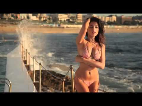 Jessica Gomes in Australia ~ SI.com