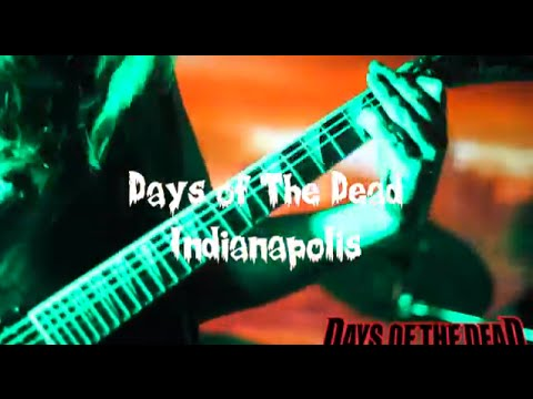 DAYS OF THE DEAD: Indianapolis 2014