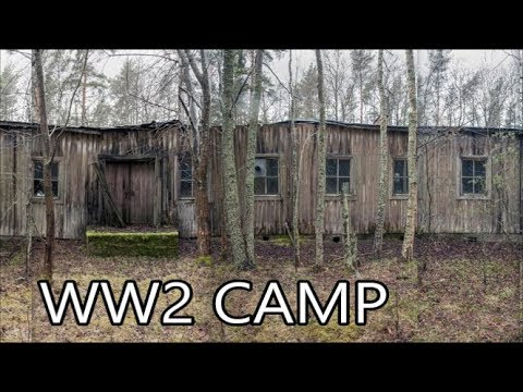 MY EXCITING METAL DETECTING TRIP!!! THE GERMAN WW2 TRANSITION CAMP!!!