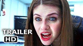 NIGHT HUNTER Official Trailer (2019) Alexandra Daddario, Henry Cavil Movie HD